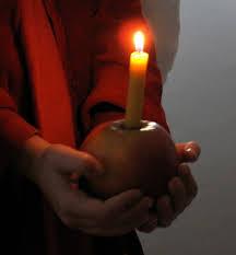 navidad, waldorf, celebración, ritual,